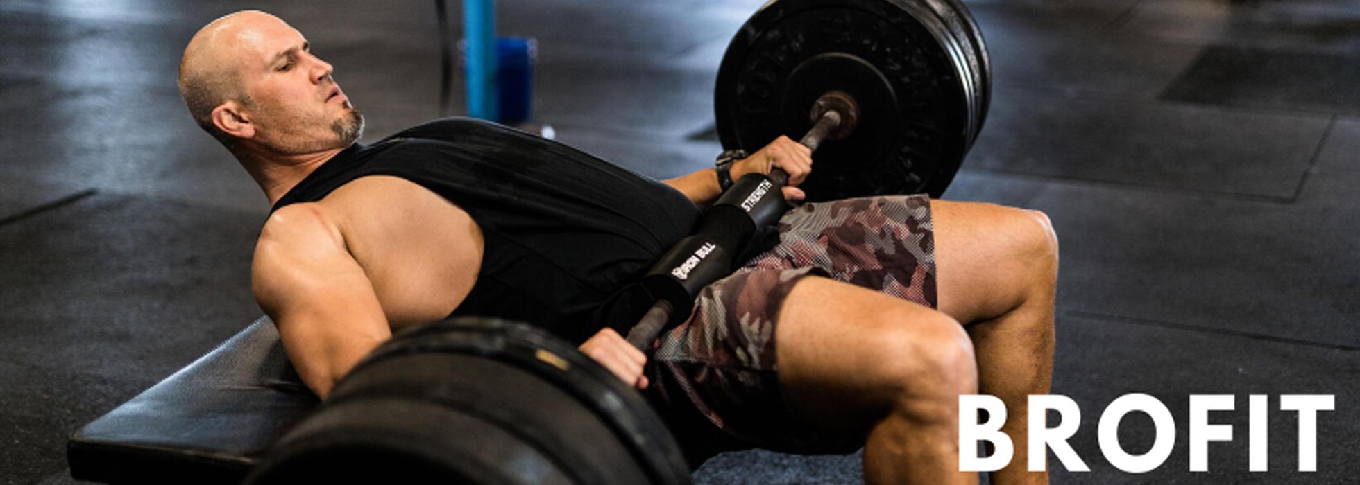 Old School Body Building Online Workouts with CrossFit Point Break