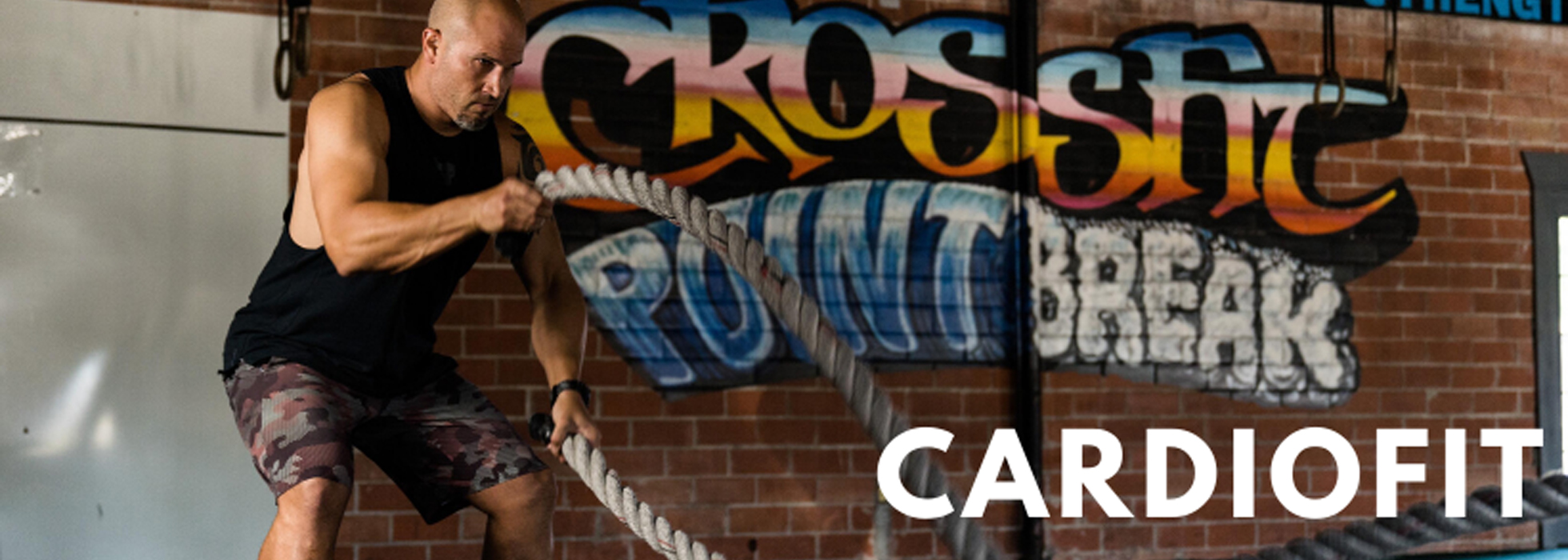 Lean and Tone Online Workouts with CrossFit Point Break